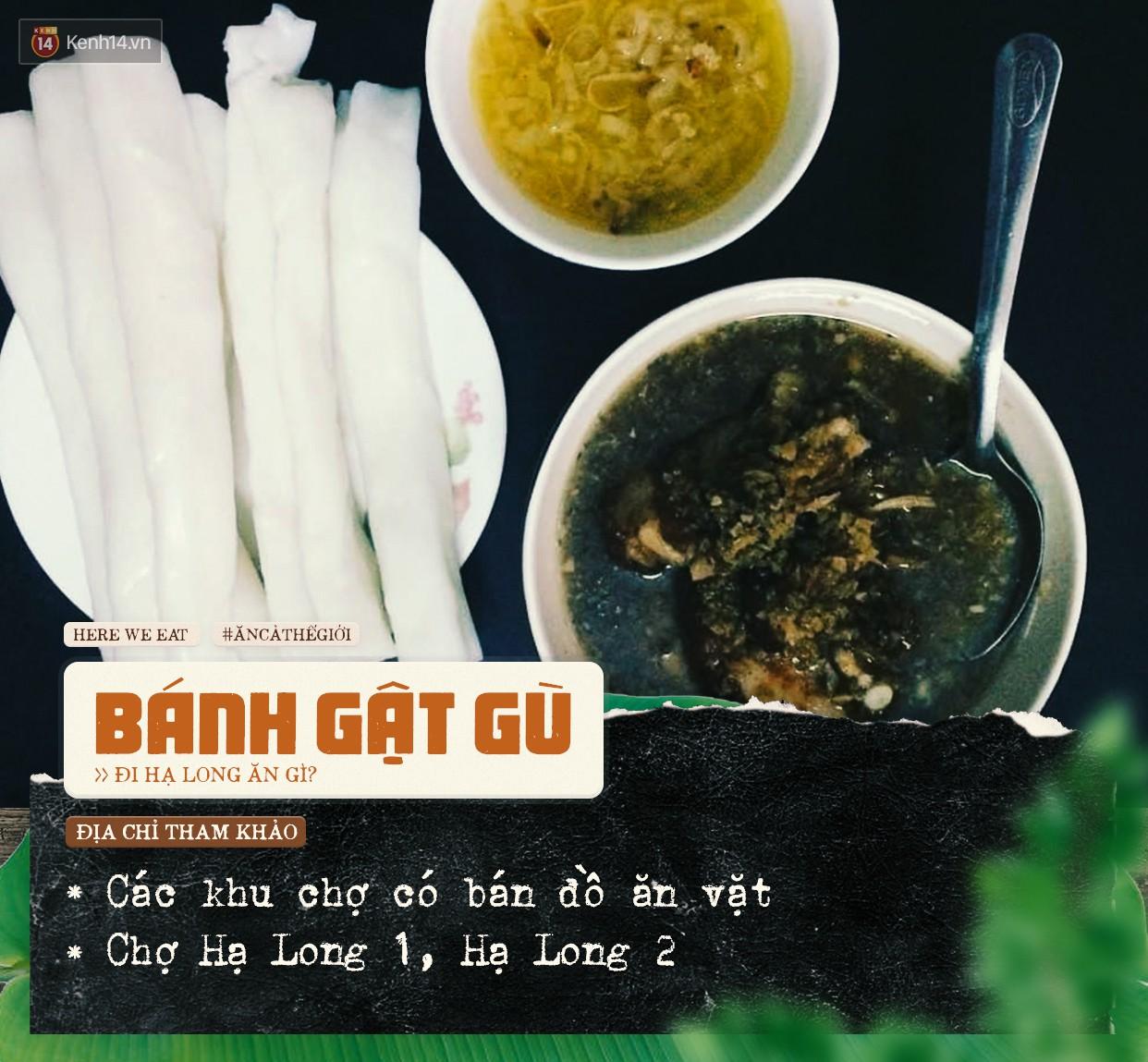 Nhà nhà thi nhau đi Hạ Long, đừng quên những món nhất định phải ăn khi đến đây nhé! - Ảnh 8.