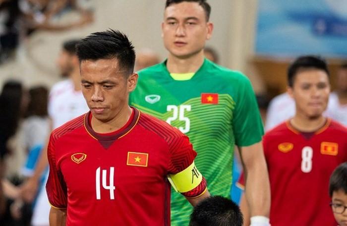 Văn Quyết nói gì về tấm băng đội trưởng gây tranh cãi ở U23 Việt Nam? - Ảnh 1.