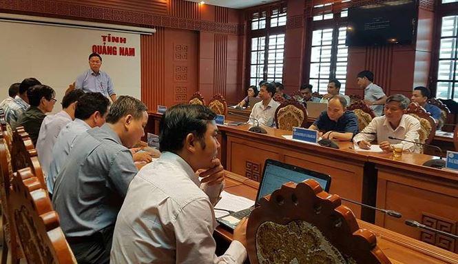 Quảng Nam họp nóng về an toàn hồ đập thủy điện - Ảnh 2.