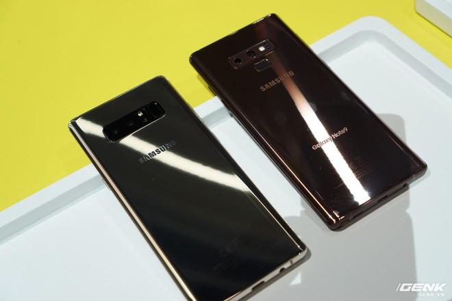 Ảnh thực tế Galaxy Note 9 vừa mới ra mắt: Có những gì đỉnh hơn người tiền nhiệm Note 8? - Ảnh 16.