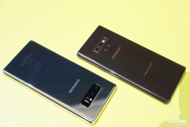 Ảnh thực tế Galaxy Note 9 vừa mới ra mắt: Có những gì đỉnh hơn người tiền nhiệm Note 8? - Ảnh 17.