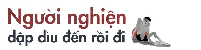 Lãnh địa của những con nghiện ở Sài Gòn: Vạch quần lộ vùng kín chích ma tuý công khai - Ảnh 4.