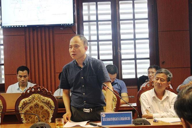 Quảng Nam họp nóng về an toàn hồ đập thủy điện - Ảnh 3.