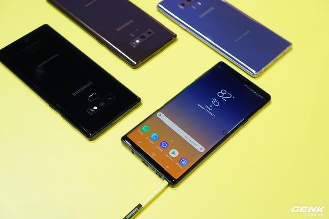 Ảnh thực tế Galaxy Note 9 vừa mới ra mắt: Có những gì đỉnh hơn người tiền nhiệm Note 8? - Ảnh 27.