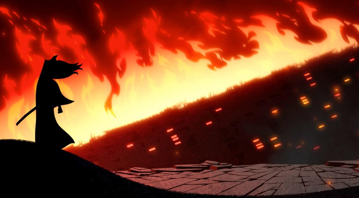 Samurai Jack - Kiệt tác hoạt hình vượt thời gian - Ảnh 4.