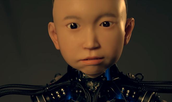 Chiêm ngưỡng Ibuki, robot mang hình hài của một cậu bé 10 tuổi, như bước ra từ bộ Gantz - Ảnh 1.