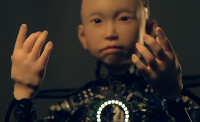 Chiêm ngưỡng Ibuki, robot mang hình hài của một cậu bé 10 tuổi, như bước ra từ bộ Gantz - Ảnh 3.
