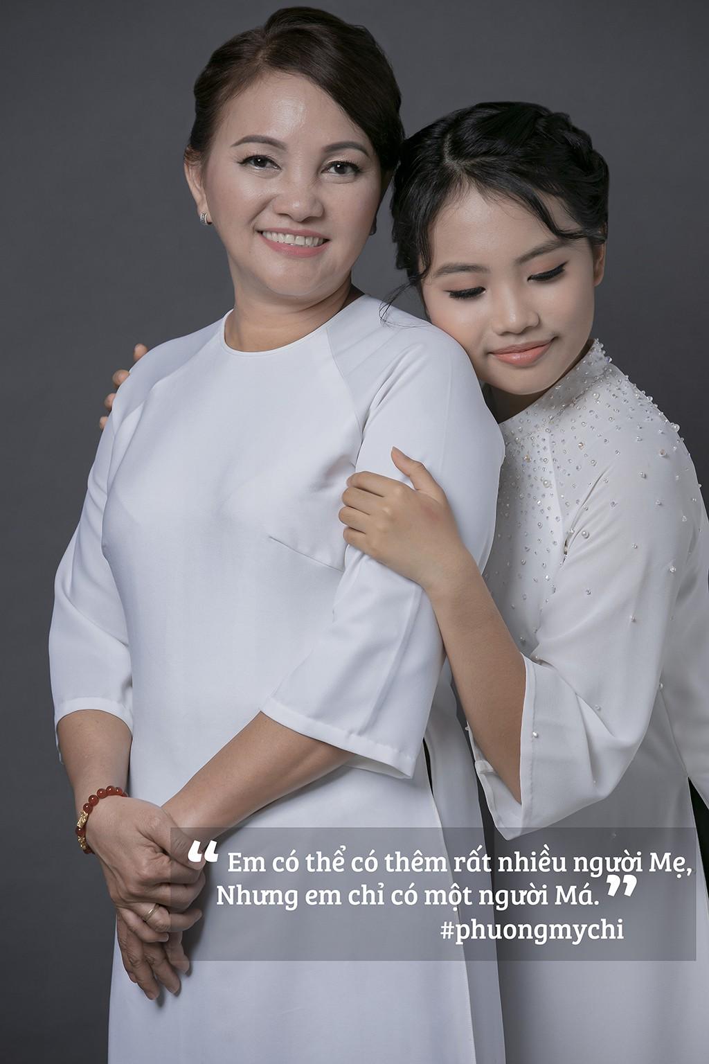 Phương Mỹ Chi tung bộ ảnh cùng chia sẻ xúc động về mẹ nhân mùa Vu Lan báo hiếu - Ảnh 5.