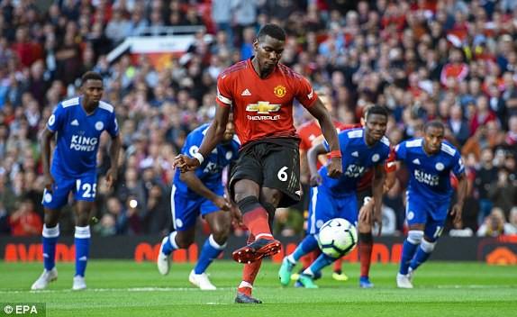 Đội trưởng Pogba nổ súng, Man Utd thắng nghẹt thở trận mở màn mùa giải mới - Ảnh 3.