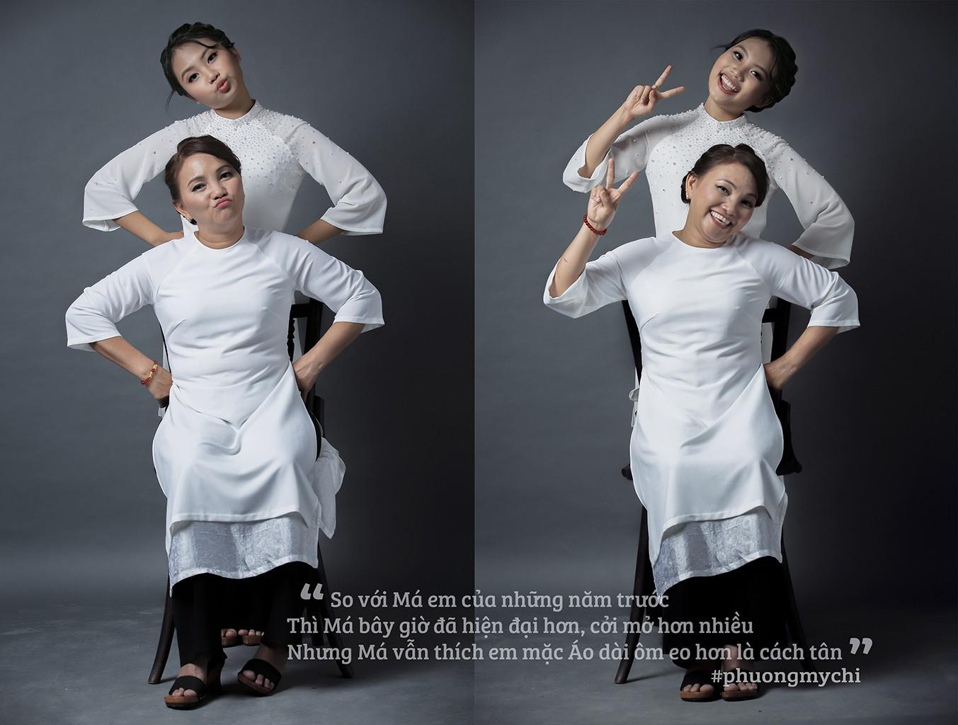 Phương Mỹ Chi tung bộ ảnh cùng chia sẻ xúc động về mẹ nhân mùa Vu Lan báo hiếu - Ảnh 7.