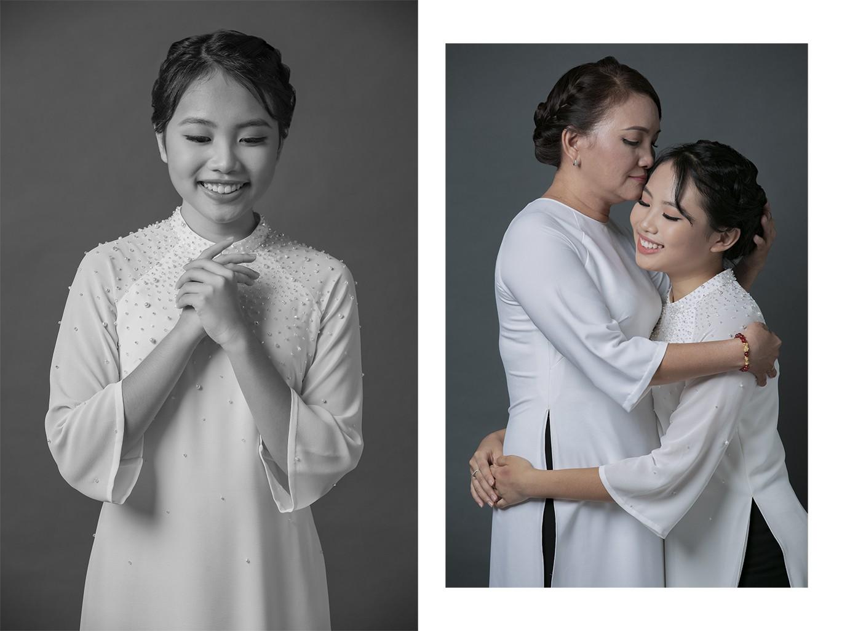 Phương Mỹ Chi tung bộ ảnh cùng chia sẻ xúc động về mẹ nhân mùa Vu Lan báo hiếu - Ảnh 1.