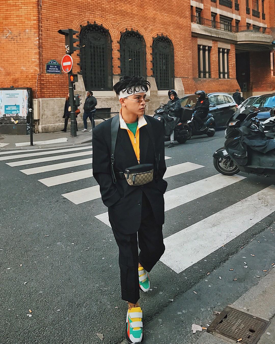 Decao mặc đồ chất tới nỗi chuyên trang Highsnobiety phải repost ảnh và khen tới tấp trên Instagram - Ảnh 2.