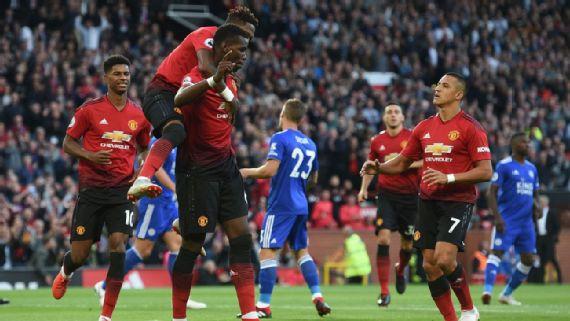 Cận cảnh tình huống Sanchez giành đá penalty nhưng Pogba không cho phép - Ảnh 3.