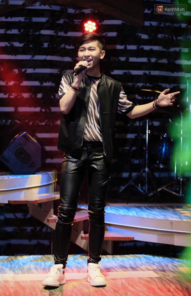 """Noo Phước Thịnh úp mở kế hoạch kỉ niệm 10 năm ca hát, cùng học trò """"The Voice 2018"""" bùng nổ trong đêm nhạc ở thủ đô - Ảnh 9."""