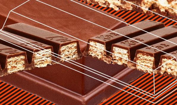 Cuộc chiến pháp lý trị giá tỷ USD xoay quanh hình dạng của các thanh chocolate - Ảnh 2.