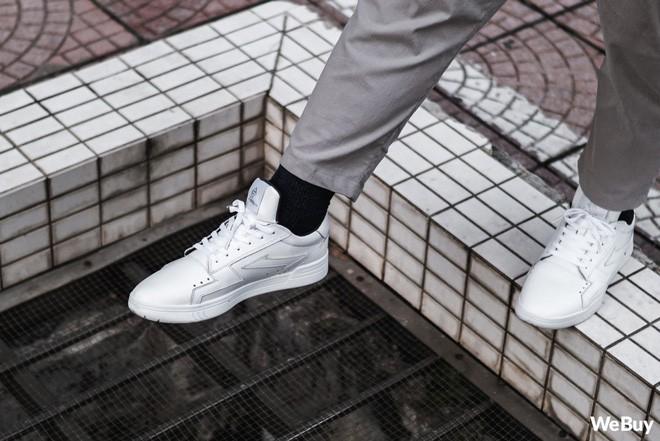 Sau 2 năm, mẫu giày thương hiệu Việt do 9x Đà Nẵng tự thiết kế & sản xuất đã thay đổi như thế nào? - Ảnh 21.
