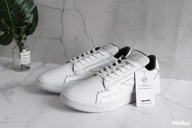 Sau 2 năm, mẫu giày thương hiệu Việt do 9x Đà Nẵng tự thiết kế & sản xuất đã thay đổi như thế nào? - Ảnh 5.