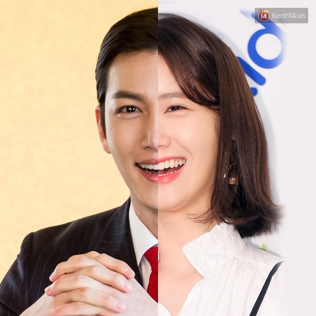 """7. Cũng là một cặp đôi được """"ship"""" rất nhiều nhưng Ji Chang Wook và Yoona của """"The K2"""" đến nay vẫn chỉ là đồng nghiệp thân thiết. Hai diễn viên sở hữu nụ cười khá giống nhau."""