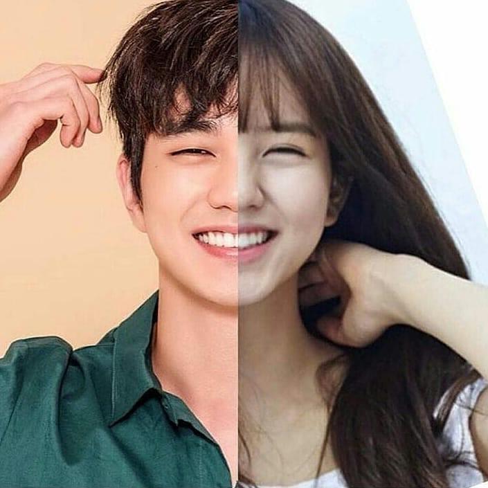 """8. Bức ảnh đang được chia sẻ rầm rộ trên Instagram thời gian gần đây của Yoo Seung Ho và Kim So Hyun khiến công chúng không khỏi ngỡ ngàng: Không ngờ, cặp đôi """"Mặt Nạ Quân Chủ"""" lại có tướng phu thê quá rõ như vậy!"""