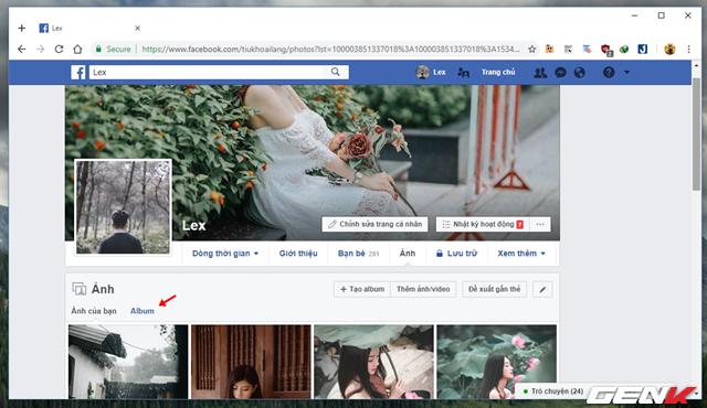 Những cách giúp xóa nhanh và triệt để tất cả hình ảnh và status đã đăng trên Facebook mà không sợ mất tài khoản - Ảnh 6.