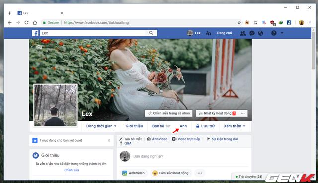 Những cách giúp xóa nhanh và triệt để tất cả hình ảnh và status đã đăng trên Facebook mà không sợ mất tài khoản - Ảnh 5.