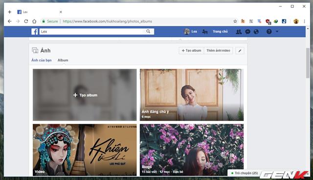 Những cách giúp xóa nhanh và triệt để tất cả hình ảnh và status đã đăng trên Facebook mà không sợ mất tài khoản - Ảnh 7.