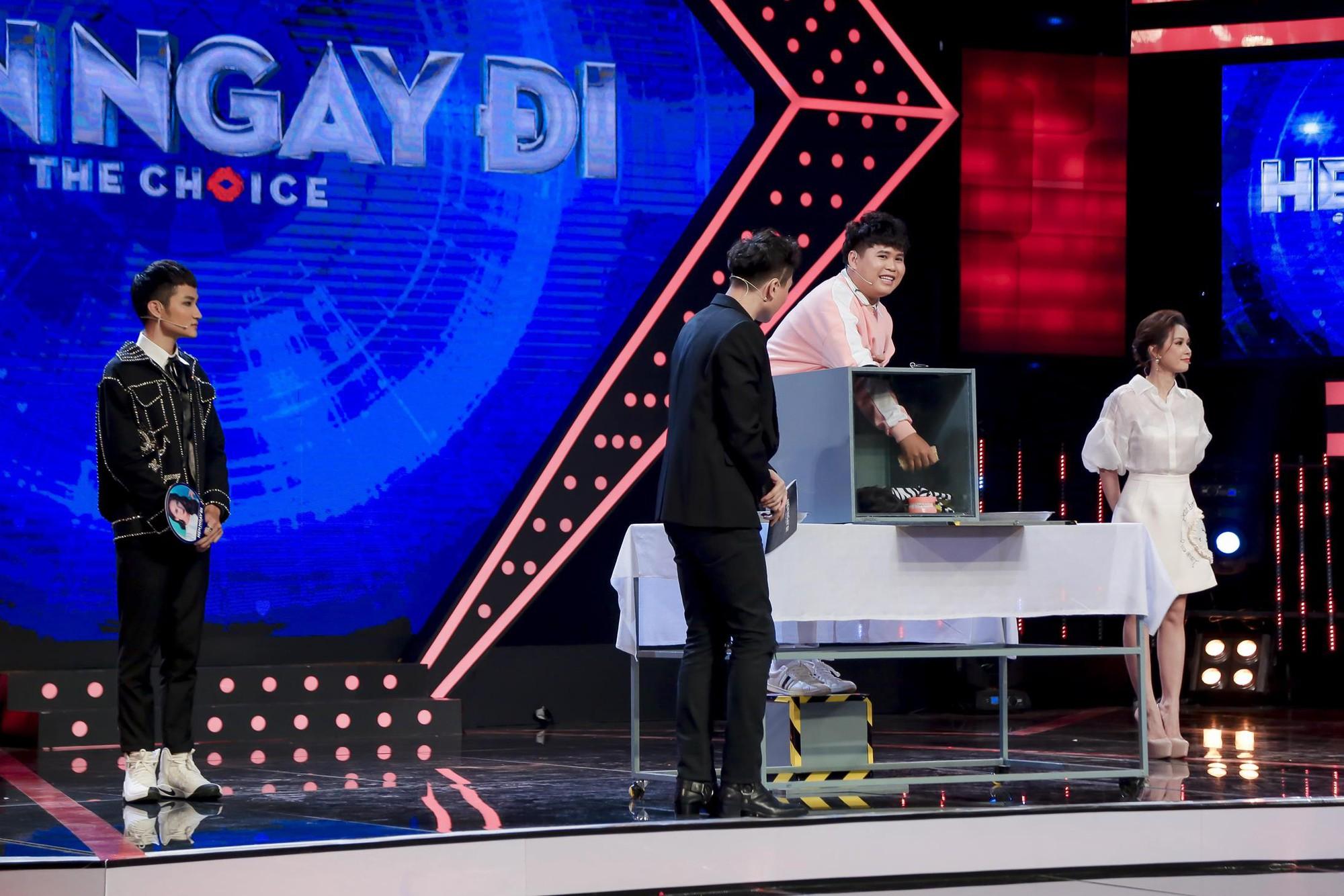 Hẹn ngay đi: Quỳnh Anh Shyn thả thính quá đà nhưng vẫn bị ứng viên phũ nhiệt tình - Ảnh 8.
