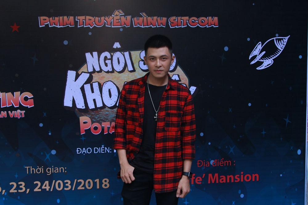 Diễn viên Gin Tuấn Kiệt