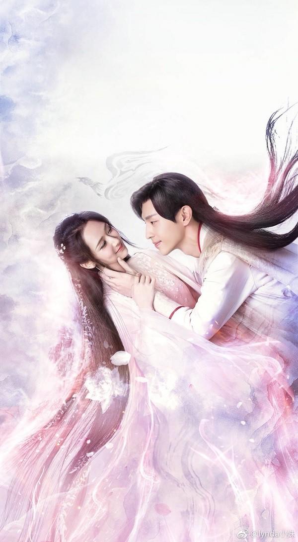 """Đặng Luân và Dương Tử trong """"Hương Mật Tựa Khói Sương"""""""