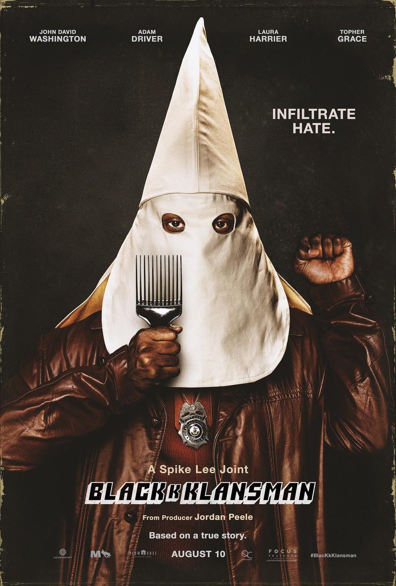BlacKkKlansman hiện đang được khen ngợi nức nở với 97% trên trang Rotten Tomatoes.