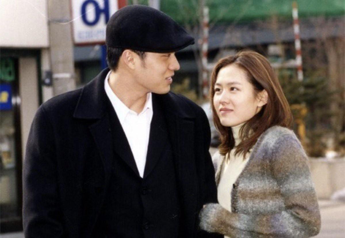 "Cặp ""anh em"" So Ji Sub và Son Ye Jin trong ""Delicious Proposal""."