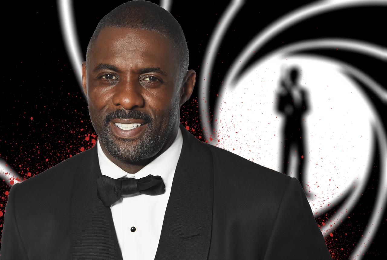 Idris Elba là ứng cử viên nặng ký nhất cho vai James Bond