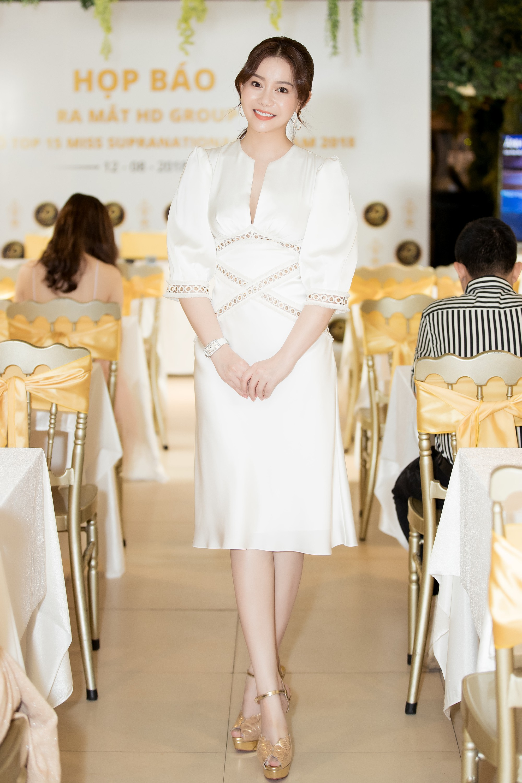 Không ngoài dự đoán, Trương Mỹ Nhân và Ngọc Châu Next Top thẳng tiến vào Top 15 Miss Supranational Vietnam 2018 - Ảnh 17.