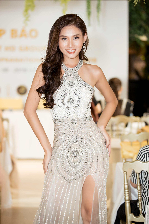 Không ngoài dự đoán, Trương Mỹ Nhân và Ngọc Châu Next Top thẳng tiến vào Top 15 Miss Supranational Vietnam 2018 - Ảnh 9.