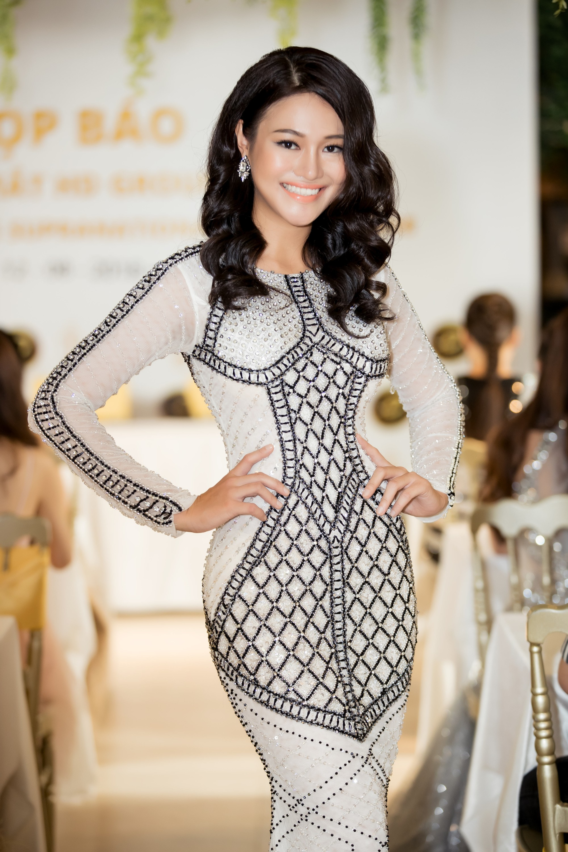 Không ngoài dự đoán, Trương Mỹ Nhân và Ngọc Châu Next Top thẳng tiến vào Top 15 Miss Supranational Vietnam 2018 - Ảnh 7.