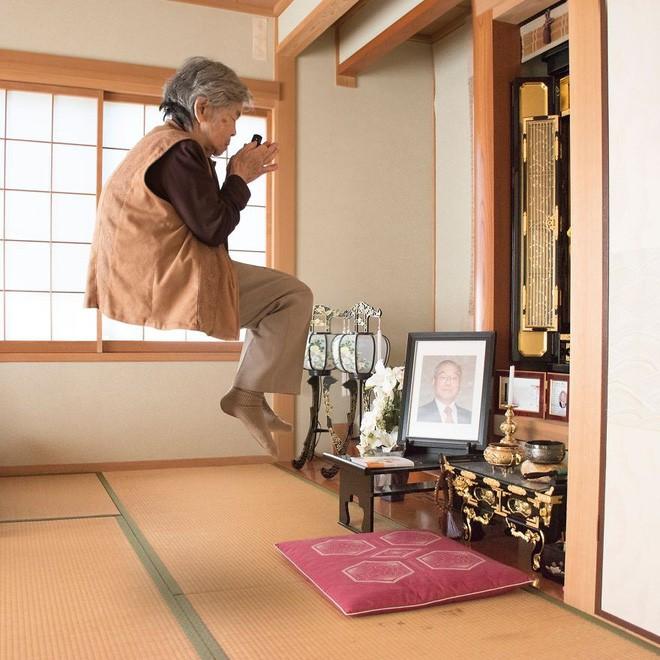Cụ bà Nhật 90 tuổi tiếp tục chinh phục Internet bằng niềm vui sống mỗi ngày qua nhiếp ảnh - Ảnh 12.