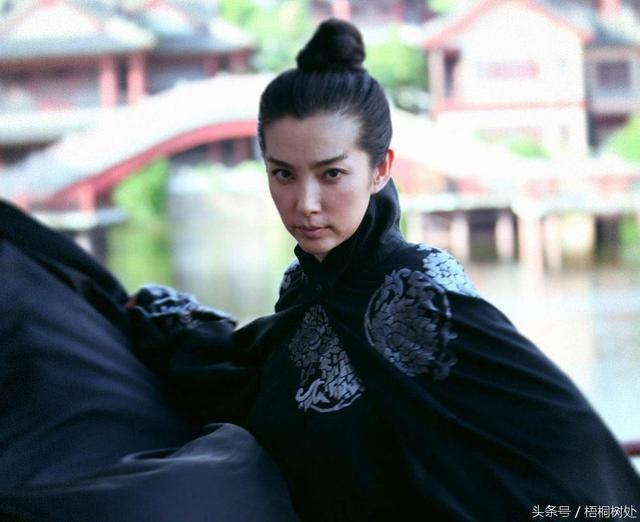 Lý Băng Băng vào vai Thượng Quan Tịnh Nhi.