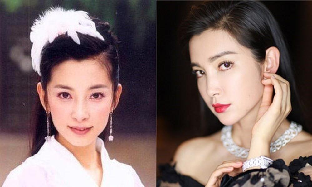 Lý Băng Băng trong Thời niên thiếu của Bao Thanh Thiên và Lý Băng Băng hiện tại.