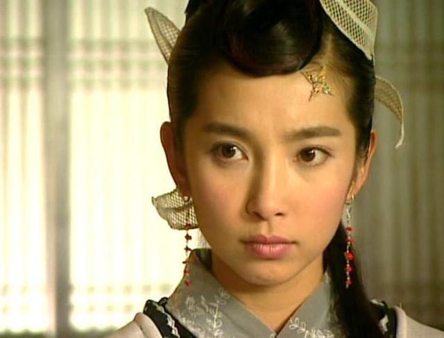 Vai diễn của cô trong Thiếu niên Trương Tam Phong.