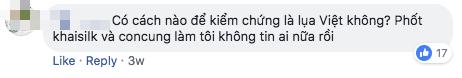 """Xuất hiện thương hiệu lụa mới """"na ná"""" Khaisilk: Từ logo, sản phẩm đến thiết kế fanpage nhưng cam kết là hàng Việt và """"100% tơ tằm - Ảnh 8."""