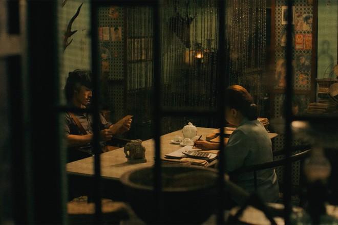 Một cảnh quay đậm tính thẩm mỹ của Song Lang