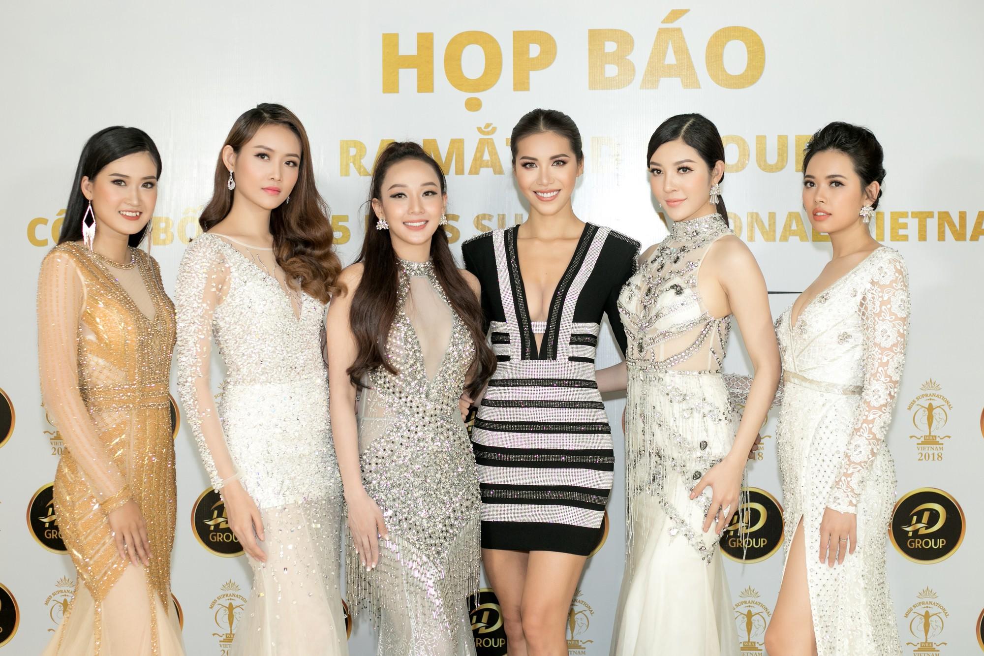 Không ngoài dự đoán, Trương Mỹ Nhân và Ngọc Châu Next Top thẳng tiến vào Top 15 Miss Supranational Vietnam 2018 - Ảnh 16.