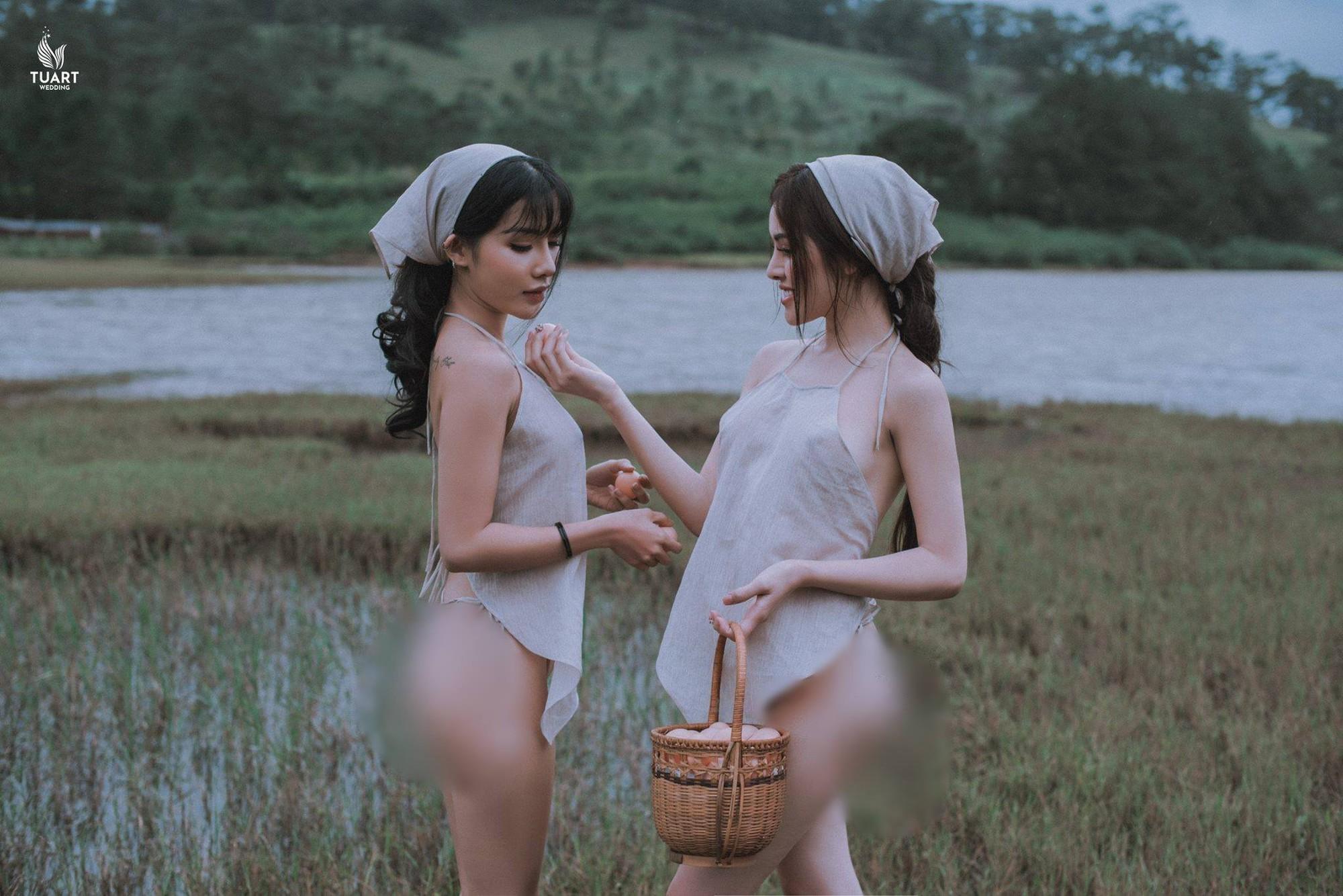 Dân nhiếp ảnh nói về bộ hình khoe thân ở Tuyệt Tình Cốc: Không ủng