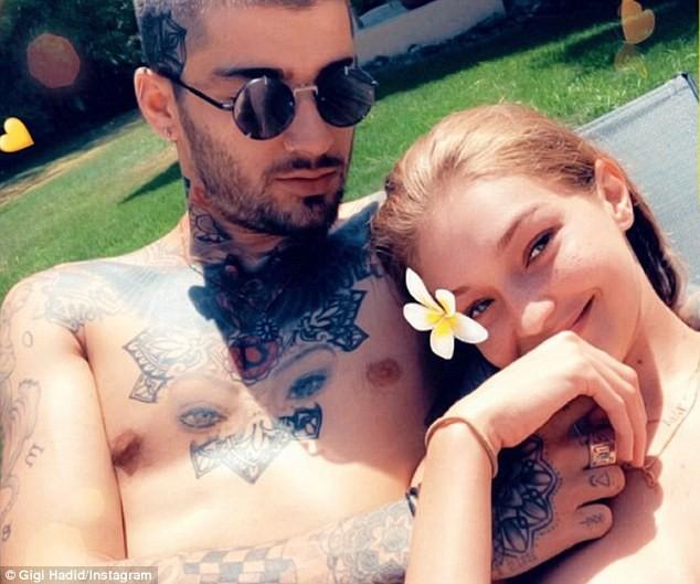 Gigi Hadid khoe mặt mộc xinh lung linh bên Zayn giữa tin đồn sắp được bạn trai cầu hôn - Ảnh 1.