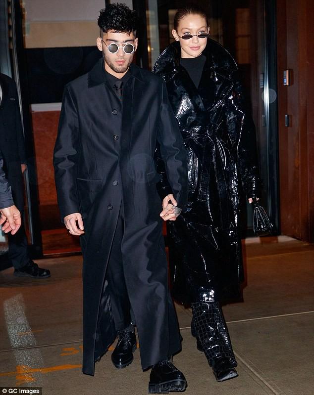 Gigi Hadid khoe mặt mộc xinh lung linh bên Zayn giữa tin đồn sắp được bạn trai cầu hôn - Ảnh 4.