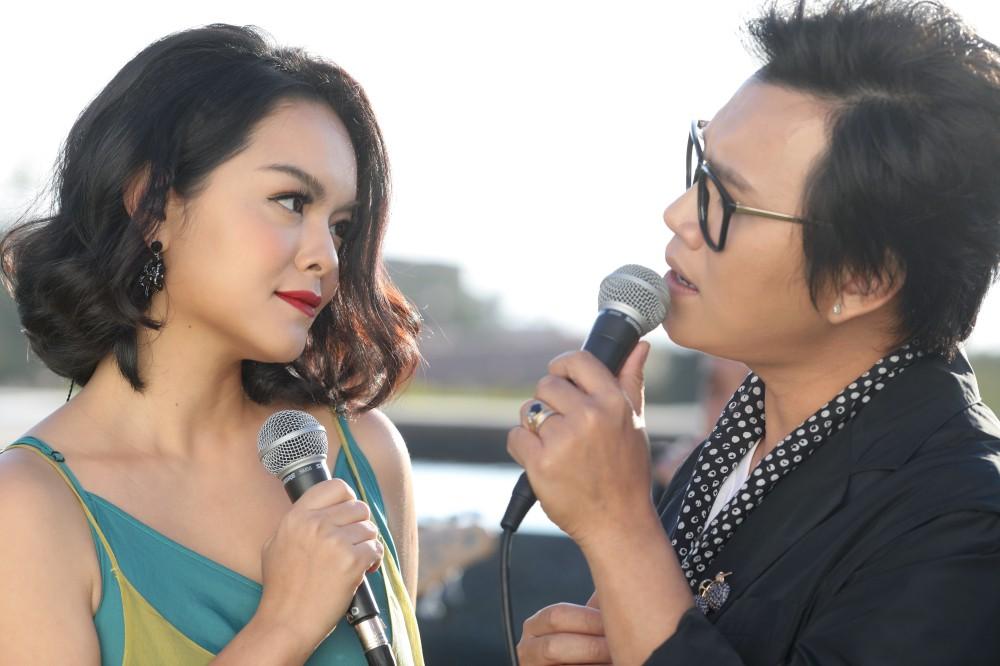 Phạm Quỳnh Anh lần đầu song ca cùng người sáng lập nhóm Sắc Màu trong dự án âm nhạc mới.