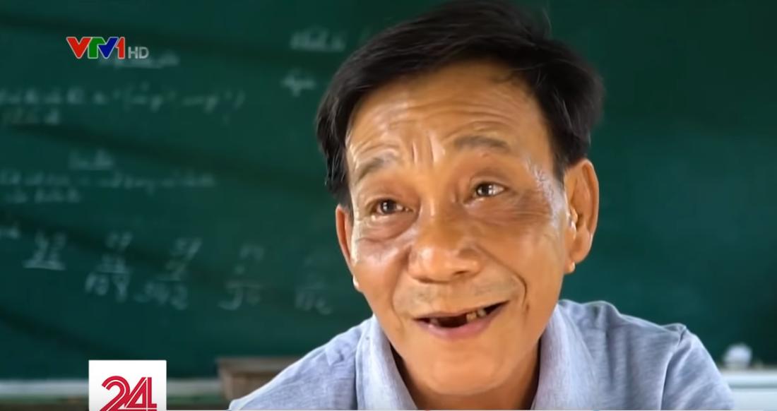 Lớp học hạnh phúc của thầy giáo nghèo ở Thừa Thiên Huế: Đôi chân không lành lặn dẫn bước những đứa trẻ vào đời - Ảnh 10.