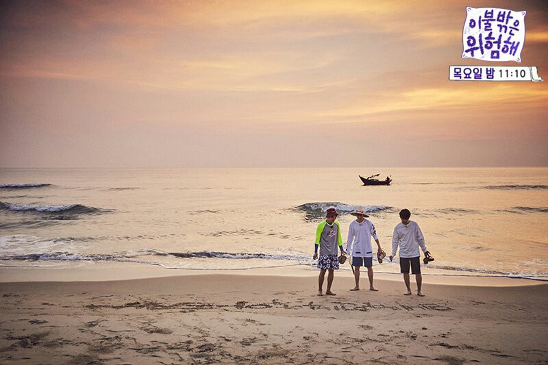 Đà Nẵng nổi lên như một địa điểm vàng, hàng loạt sao Hàn kéo nhau đến du lịch, chụp tạp chí ngày một đông - Ảnh 23.