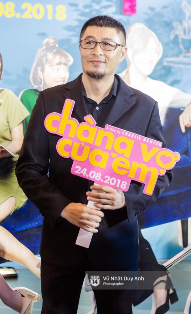 Đạo diễn Charlie Nguyễn hào hứng khi đứa con tinh thần đến được với khán giả
