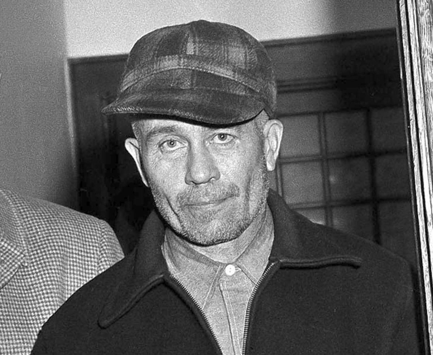 Chân dung Ed Gein – tên sát nhân đáng sợ nhất mọi thời đại.